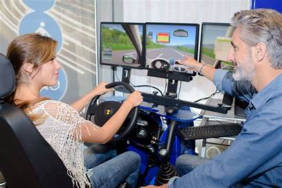 Simulator Driving Training Education Brief Maxwell Overview