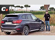 BMW X1 SUV Prueba Análisis Test Review en español