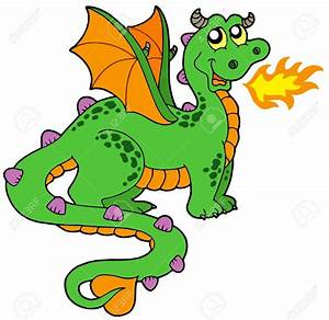 Fire-breathing clipart - Clipground