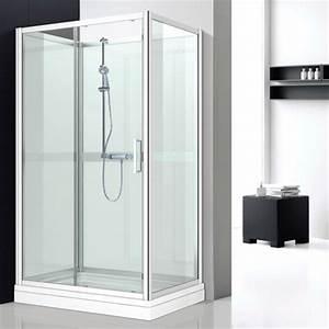 Cabine De Douche En Verre : cabines de douche comparez les prix pour professionnels ~ Zukunftsfamilie.com Idées de Décoration