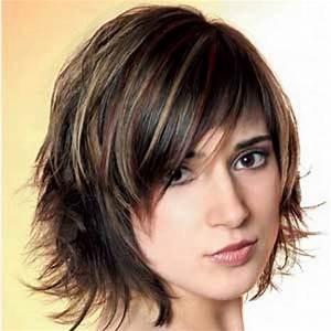 Coiffure Femme Mi Long : modeles coiffure mi long ~ Melissatoandfro.com Idées de Décoration