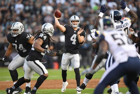oakland raiders  biggest preseason takeaways page