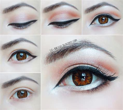Eye Enlarging Makeup Tutorial / BJD Doll Eyes & Lips