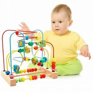 Spielzeug Für Mädchen : z baby kleinkind spielzeug kreis erste perle irrgarten ~ A.2002-acura-tl-radio.info Haus und Dekorationen