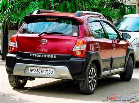 upcoming toyota etios facelift     india