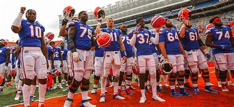 College football rankings: Florida Gators hold in AP Top ...