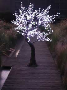 led light trees