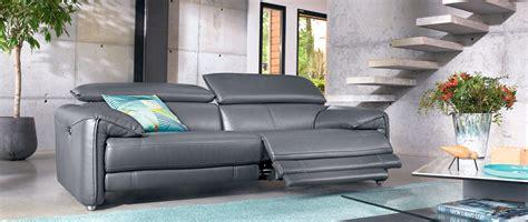 canapé relax cuir center canapés relax 3 4 ou 5 places en cuir cuir center