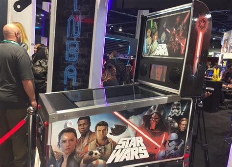 pinball ces arcade1up shacknews innovation wars star