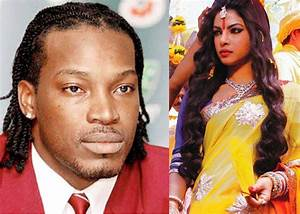 Pics For > Chris Gayle Girlfriend