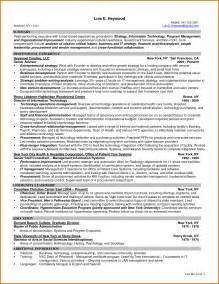 resume information technology manager ppt resume for information technology graduate