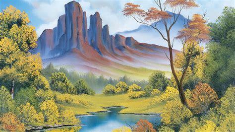 BBC iPlayer - The Joy of Painting - Series 1: 2. Natures ...