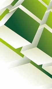 Free Abstract 3D Cube Background Vector 03 - TitanUI