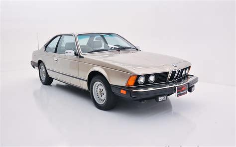 Bmw 633csi by 1984 Bmw 633csi 633csi Chion Motors International L