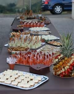 organiser un buffet pour 50 personnes l ap 233 ritif une affaire de go 251 t