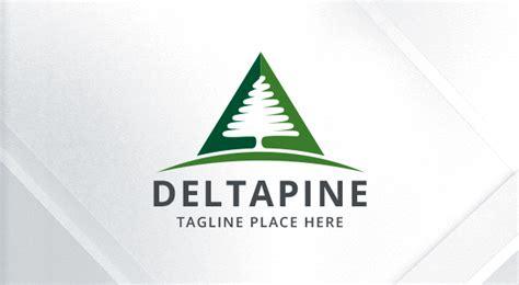 delta pine logo logos graphics