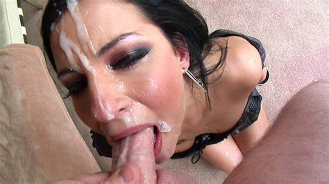 Small Latinos Cutie With A Strong Deepthroat