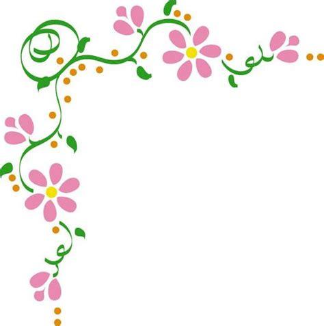 bordes para tarjetas gratis con flores imagui marcos tarjetas