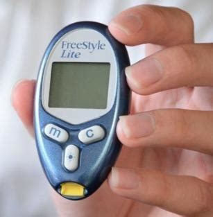 cvs advanced glucose meter owners guide diabetestalknet