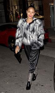 Jada Pinkett Smith celebrates Toni Braxton's 50th in LA ...
