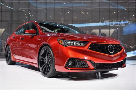 acura tlx pmc edition debuts     york