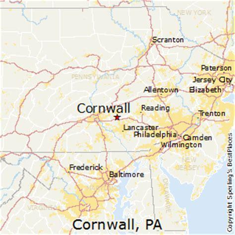 places    cornwall pennsylvania