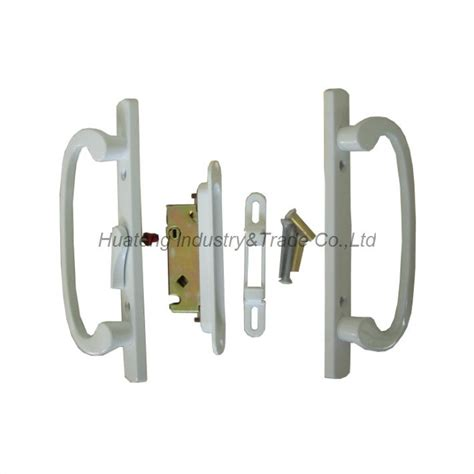 sliding door handle lock image mag
