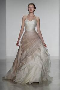 wedding gowns fashion4brides With raw silk wedding dress