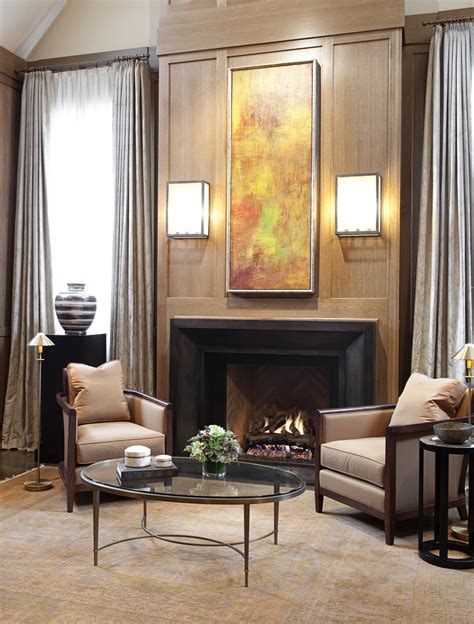 Wall Sconces For Living Room Family Room Modern With