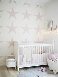decoration originale mur With chambre bébé design avec ou acheter le champ de fleurs
