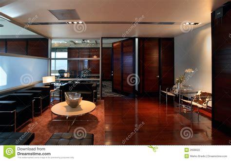 r rig ateur de bureau bureau luxueux 2 photographie stock image 2608022
