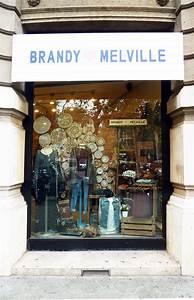 brandy melville @ barcelona — HERBCOIL