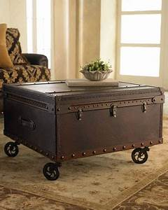 things that turn into other things that i am into right With trunk coffee table with wheels