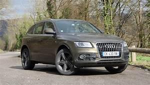 Essai Audi Q5 : essai audi q5 v6 3 0 tfsi cologiquement condamn ~ Maxctalentgroup.com Avis de Voitures