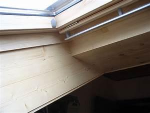 Dachfenster Innen Verkleiden : dachfenster innenverkleidung anfertigen und einbauen dachfenster einbauen with dachfenster ~ Watch28wear.com Haus und Dekorationen