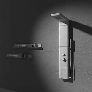 Duschpaneel Mit Thermostat : duschpaneel mit thermostat waterrelax lux i optirelax blog ~ Michelbontemps.com Haus und Dekorationen