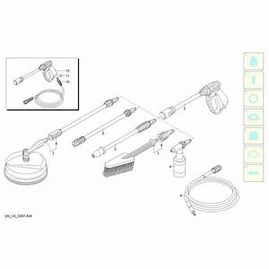 Black U0026decker Parts For Pressure Washer Pw 1400 K X-tra