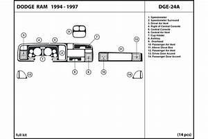 Dl Auto U00ae Dodge Ram 1994