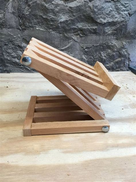 folding book stand plans woodworking plans  projects