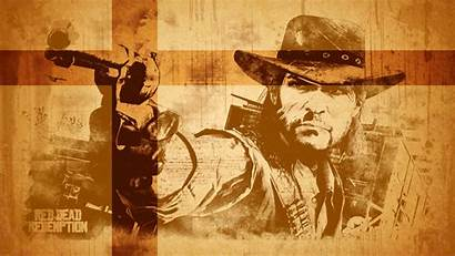 Western Wallpapers Dead Redemption Action Adventure Background