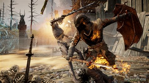 New Dragon Age Inquisition Screenshots Revealed Ahead Of