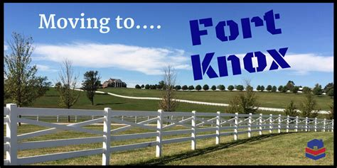 Located in kentucky, fort knox was known as the largest repository of gold bullion in earth's history, holding over fifty metric tons worth over nine trillion us dollars. Moving to Fort Knox? What Military and Veteran Families ...