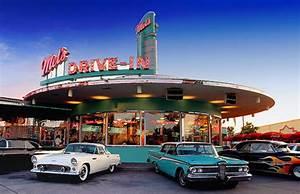 American Diner Wallpaper : mels drive in orlando don bullens flickr ~ Orissabook.com Haus und Dekorationen