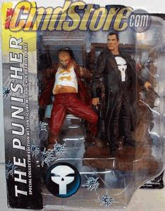 marvel select action figure best of series 3 the punisher