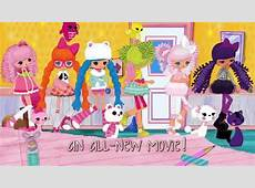 Lalaloopsy Girls Welcome to LALA Prep School Movie