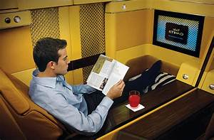 Experience the First Class Difference