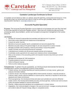 sle cv for accounts payable supervisor description duties landscape job description resume bestsellerbookdb
