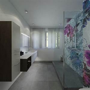 Tapete Für Badezimmer : badgestaltung mit tapeten ist tapete im bad machbar ~ Watch28wear.com Haus und Dekorationen
