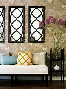 21 ideas for home decorating with mirrors for Mirrors for living room decor