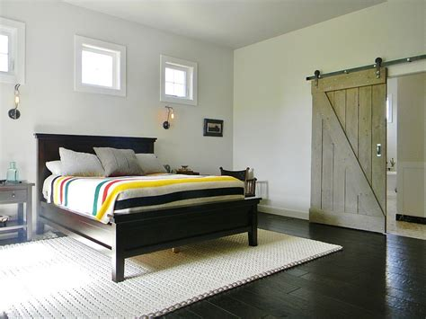 barn door bedroom set 25 bedrooms that showcase the of sliding barn doors 4318